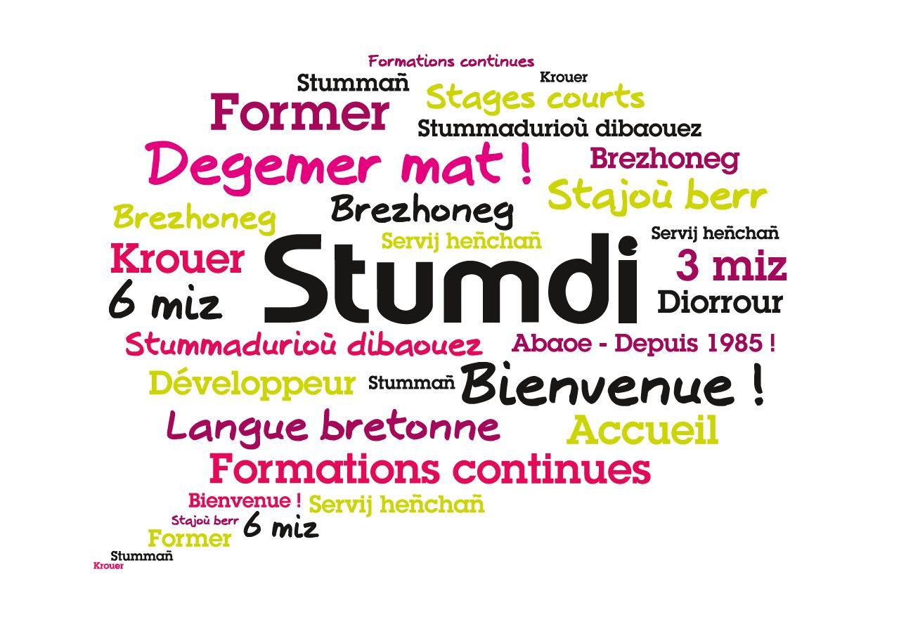 Stumdi organisme de formation en langue bretonne