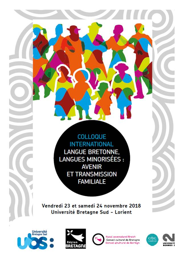 Colloque international - Stumdi centre formation en langue bretonne