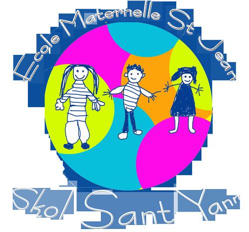 Logo Ecole St Jean Plougastel - Stumdi - Centre de formation en langue bretonne