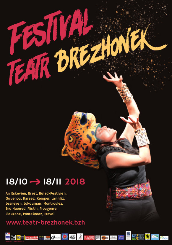 Festival teatr brezhonek - Stumdi centre de formation en langue bretonne