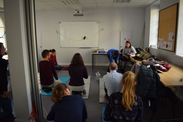 Yoga - Centre de formation en langue bretonne Stumci