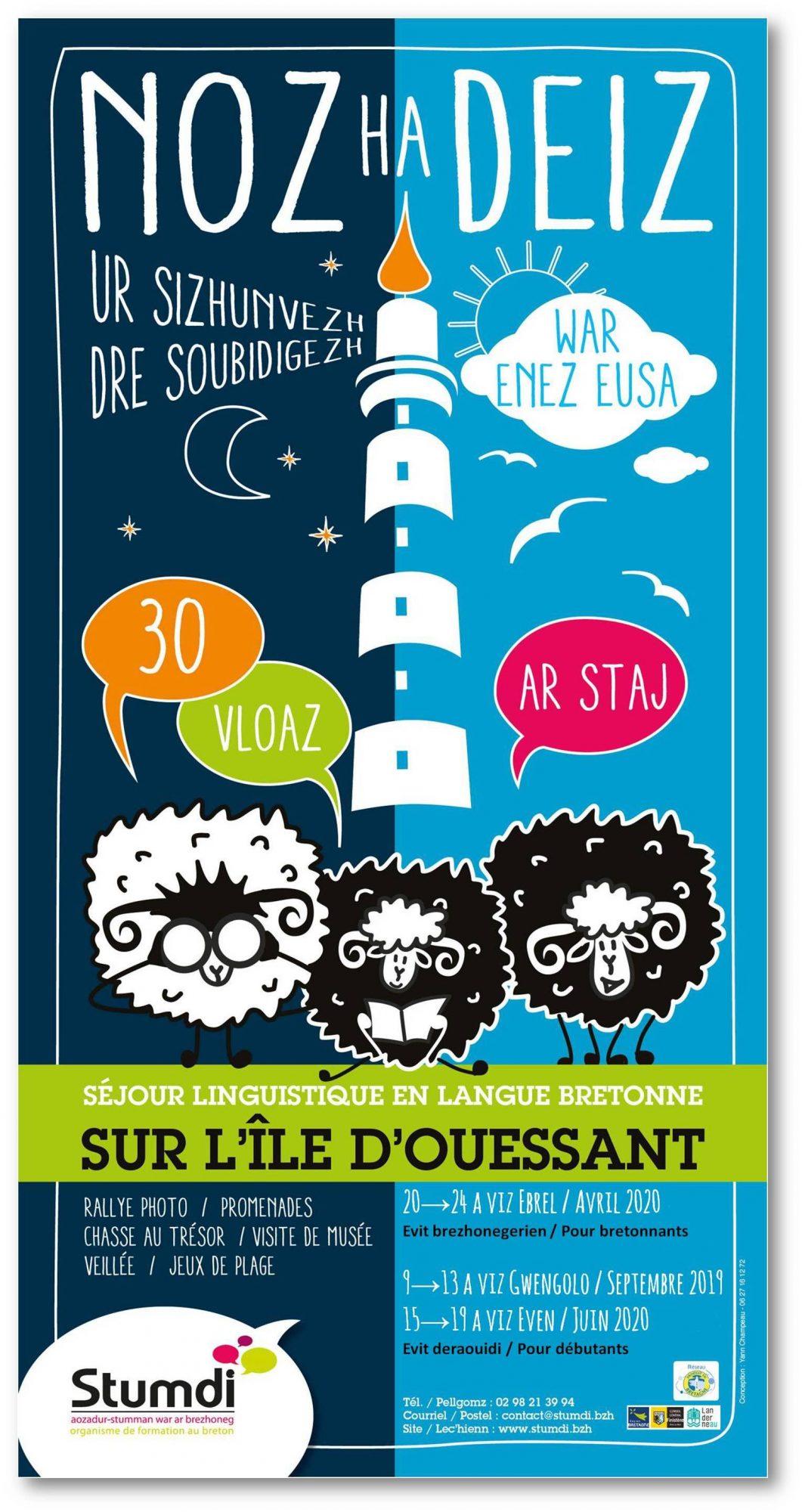Eusa-Ouessant - Stumdi centre de formation en langue bretonne