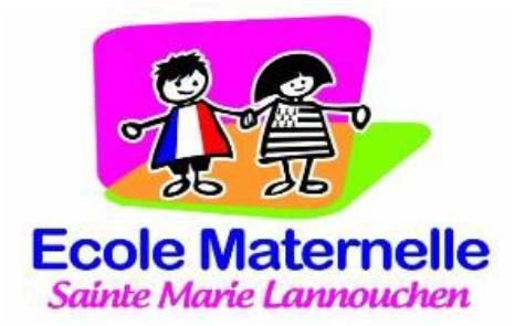 Ecole maternelle sainte Marie Lannouchen - Stumdi, centre de formation en langue bretonne